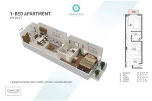 1 bed zameen opal lahore (1)