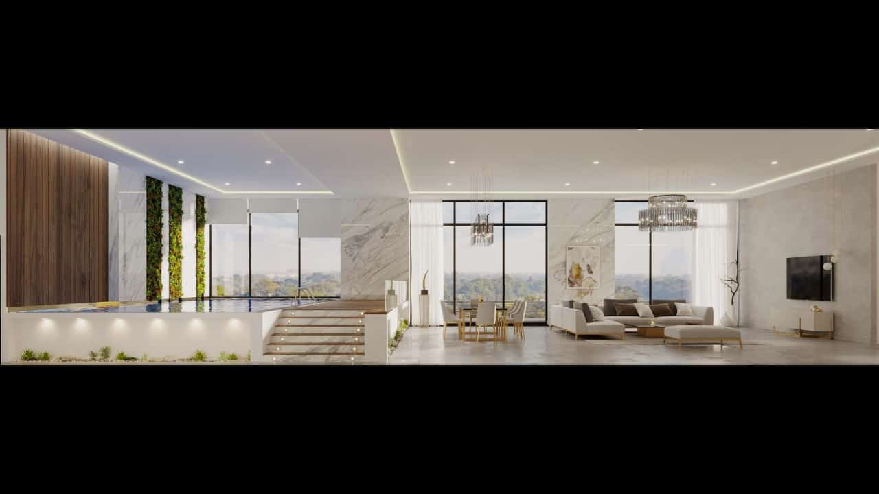 3 Bed Penthouse Quadrangle (2)