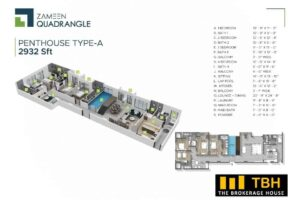 4 Bed Penthouse Quadrangle (1)