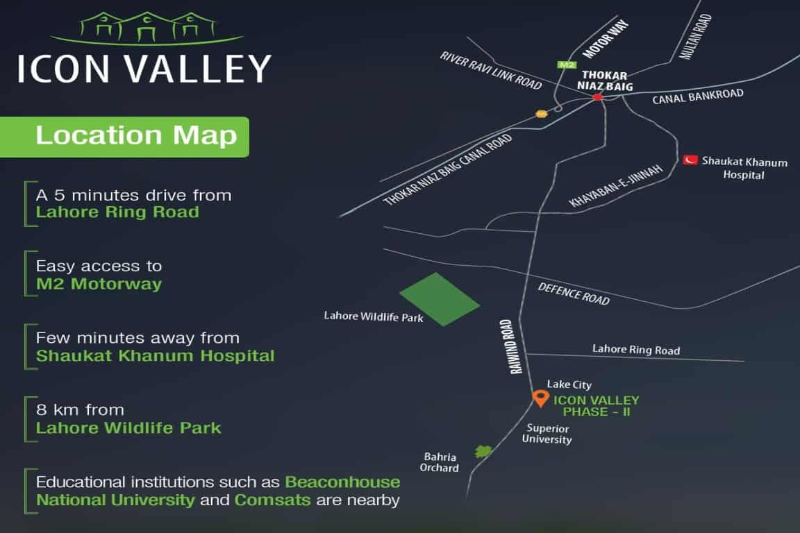 Location Icon Valley Phase 2