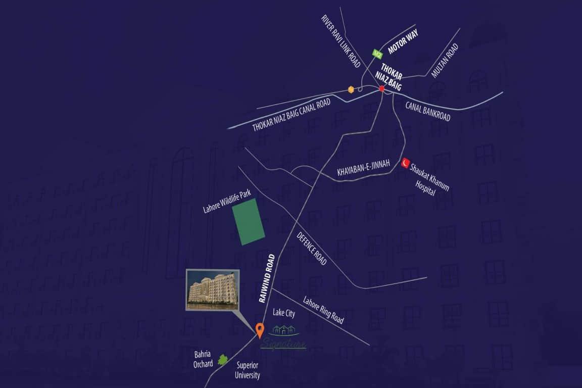 Location Signature