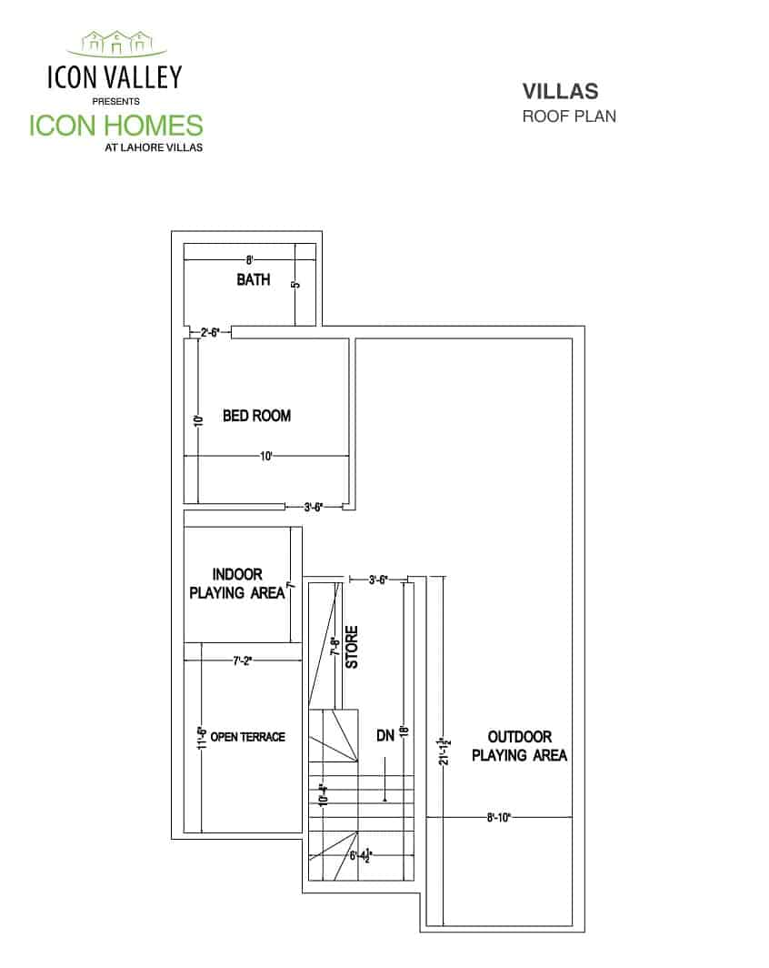 Floor Plan Icon Homes (3)