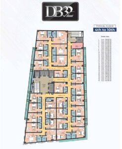 DB32 Floor Plan
